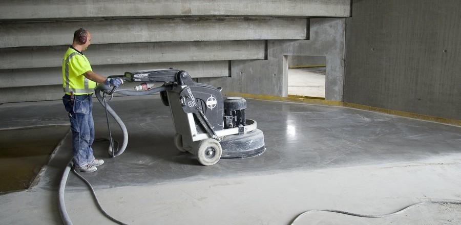 Шлифовальный франкфурт по бетону. как выбрать? - техника