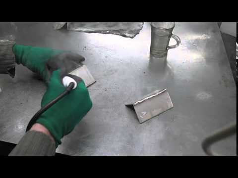 Зачистка сварных швов после сварки болгаркой - вместе мастерим
