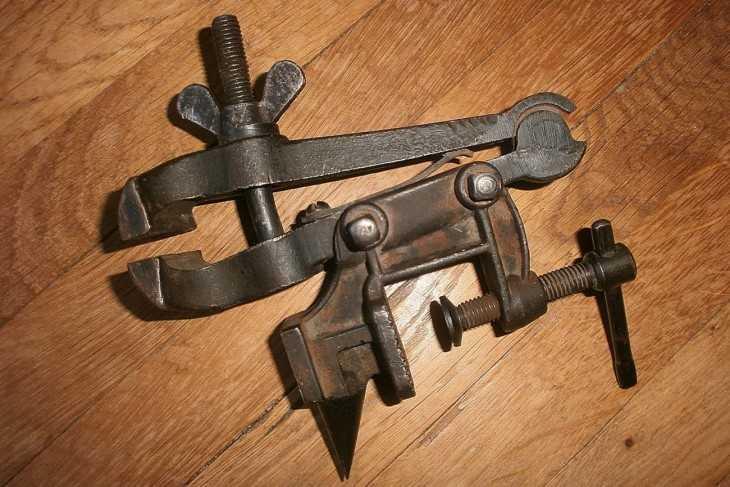 Тиски своими руками: деревянные, из профильной трубы и металла