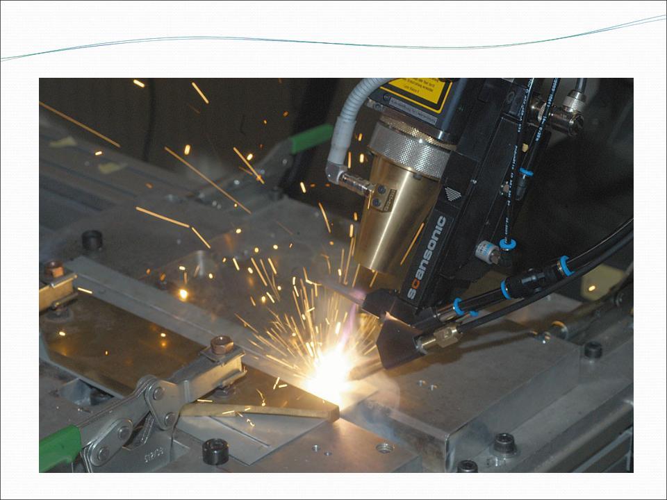 Лазерная сварка металла: как выполняется, где применяется, особенности техники