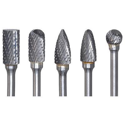 Твердосплавные шарошки (борфрезы) по металлу: разновидности, выбор, применение