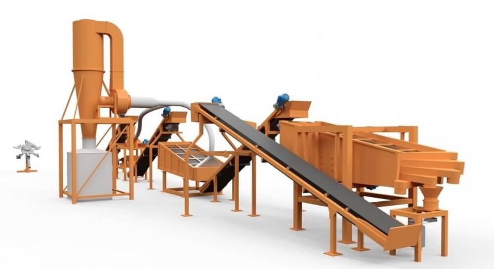 Переработка шин в крошку оборудование своими руками. как открыть завод по переработке шин. бизнес-план: переработка шин. транспортеры и другие механизмы и устройства