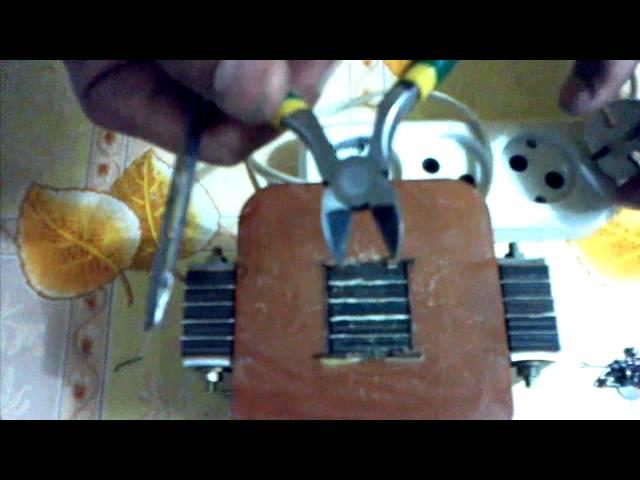 Как размагнитить-намагнитить отвёртку или металлический предмет при помощи магнита