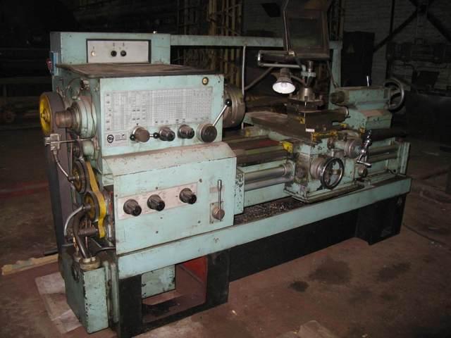 Аналоги токарных станков 1К62, 16К20