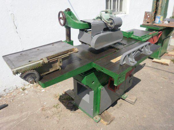 Станок для изготовления вагонки, сделанный своими руками: использование циркулярки и фрезера