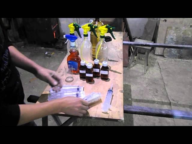 Химическая металлизация своими руками в домашних условиях - сделай своими руками