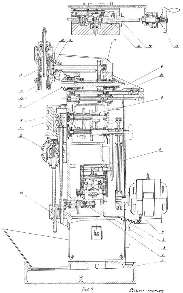 Широкоуниверсальный фрезерный станок machinery оф-55 - санкт-петербург