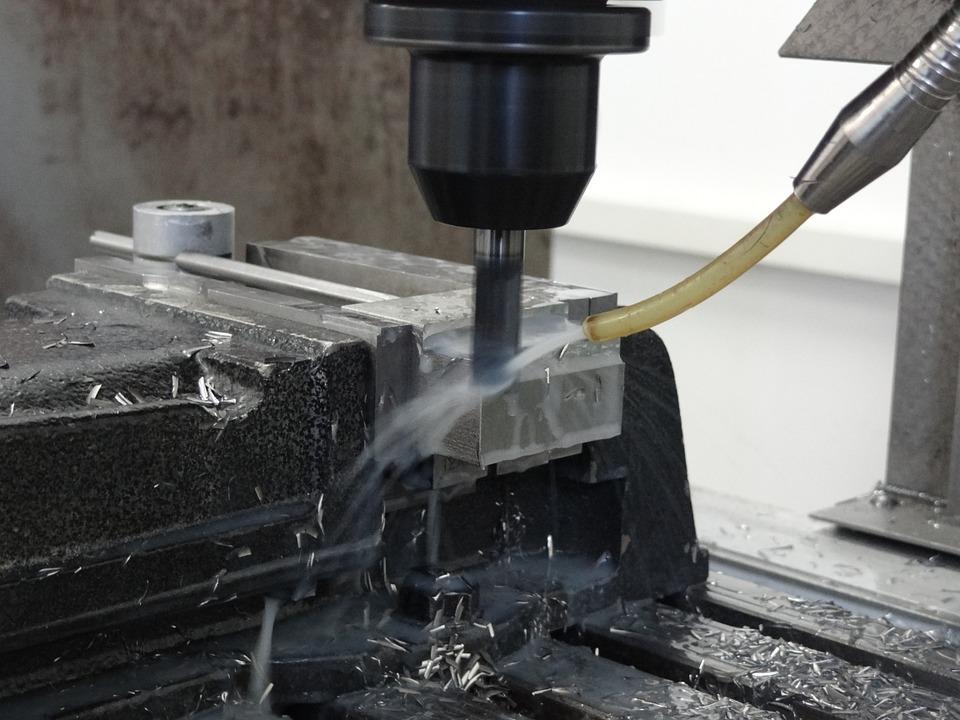 Современная токарно-фрезерная обработка, область применения