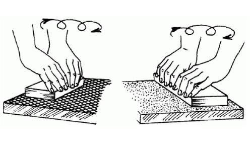 § 4. техника притирки
