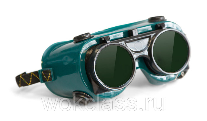 Очки для сварки полуавтоматом - всё про металл и металлообработку