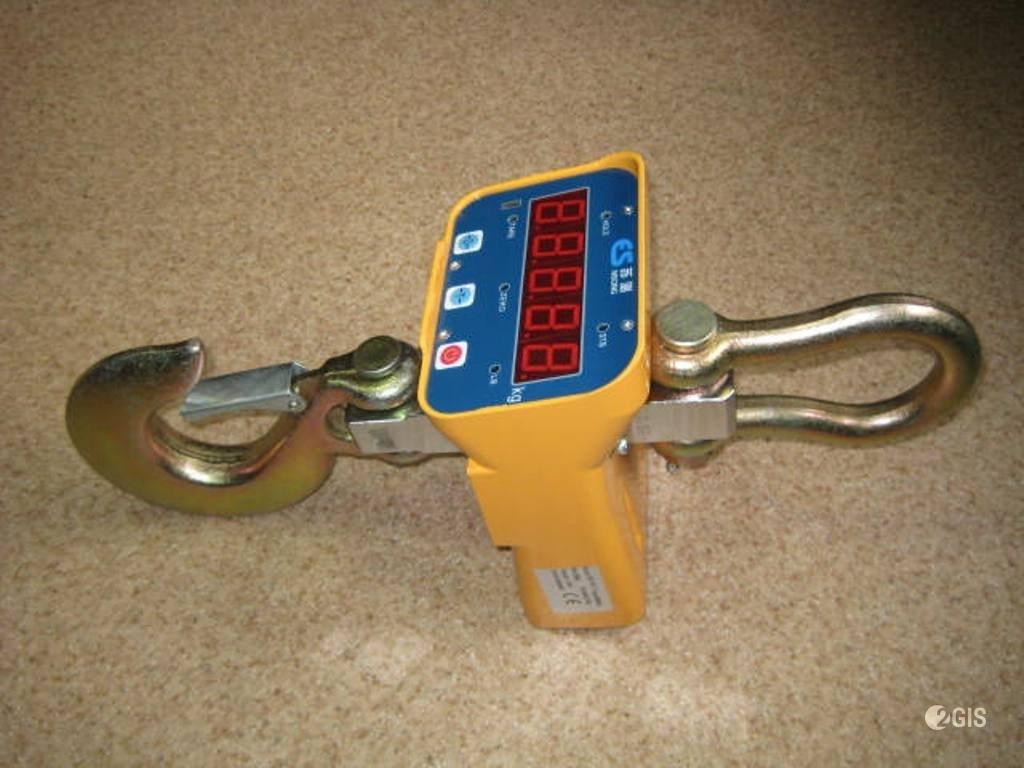 Почему весы крановые электронные лучше, чем механические