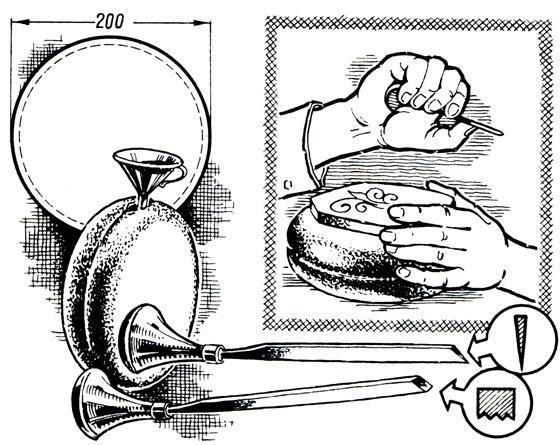 Гравировка по металлу своими руками: инструменты