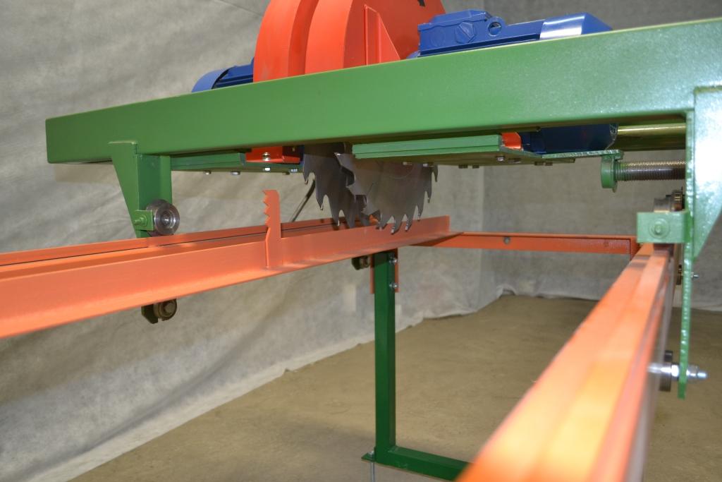 Кромкооблицовочный станок с ручной подачей filato. модель nova