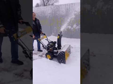 Чем хорош снегоуборщик huter sgc 4800 - обзор и отзывы
