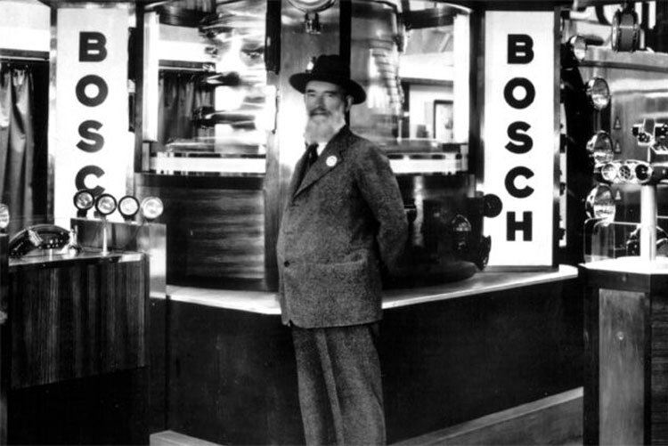 Стиральные машины bosch: где собирают современные бытовые приборы?