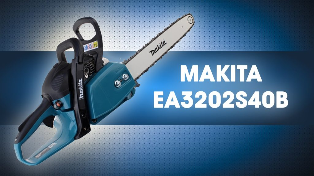 Бытовая бензопила Makita EA3202S40B