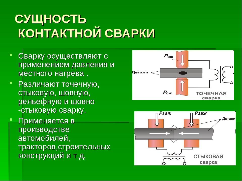 Стыковая сварка оплавлением как метод   сварак