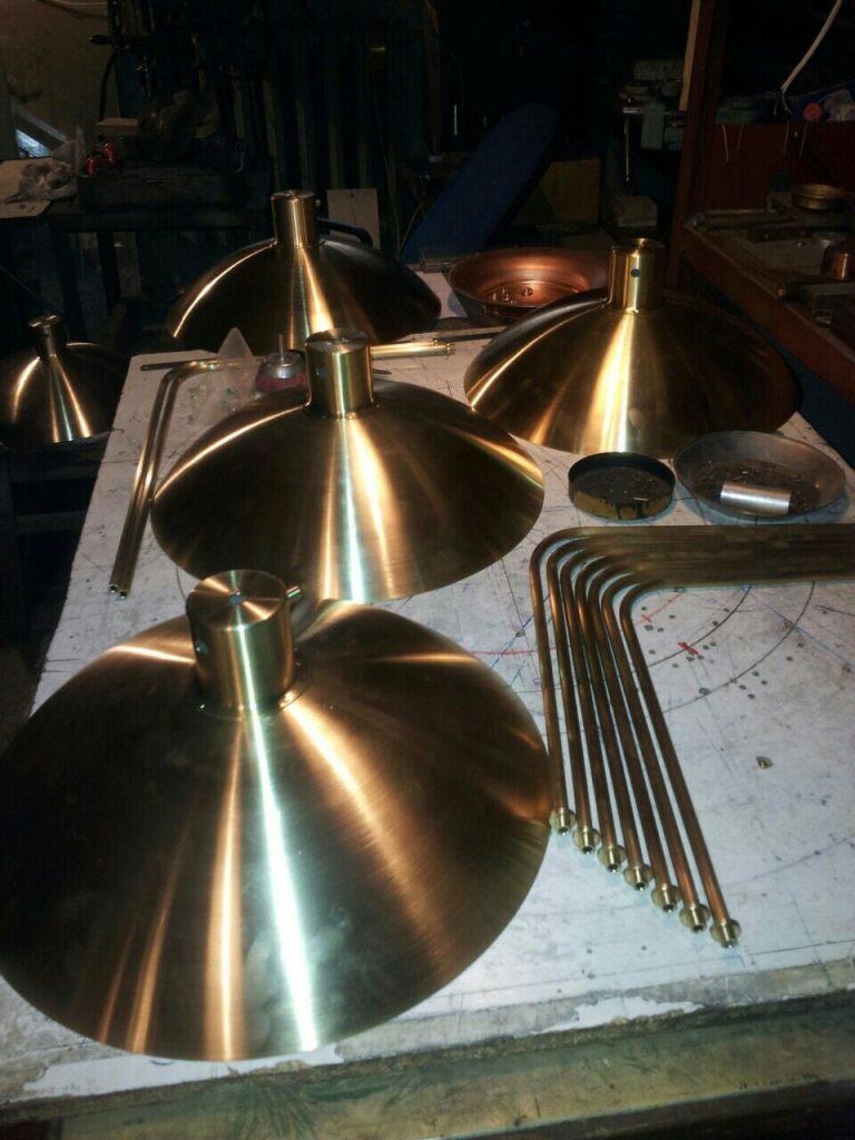 Технология ротационной вытяжки металла