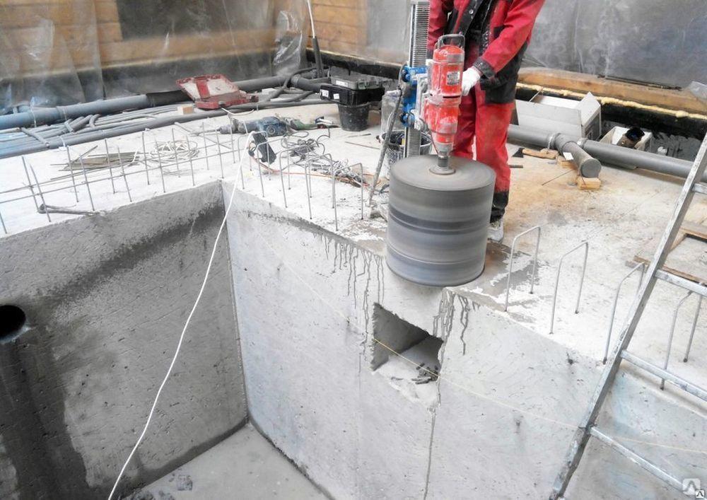 Как просверлить бетонную стену обычной дрелью: особенности процесса, советы мастеров