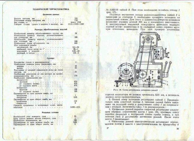 Токарно-винторезный станок 1м61: характеристики, устройство, особенности