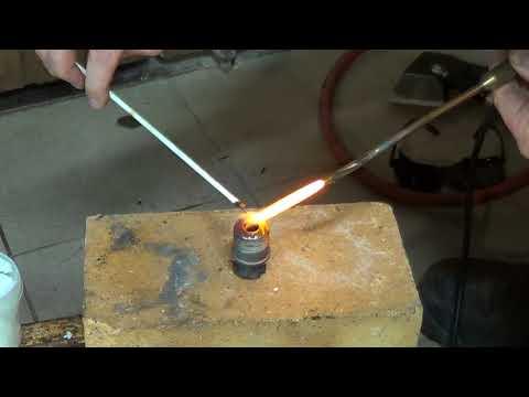 Пайка медных труб: припой, горелка и другое оборудование
