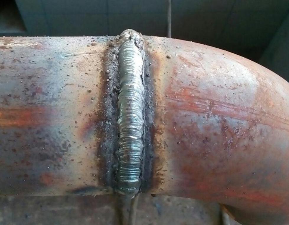 Технология сварки трубы ручной дуговой и электрической сваркой