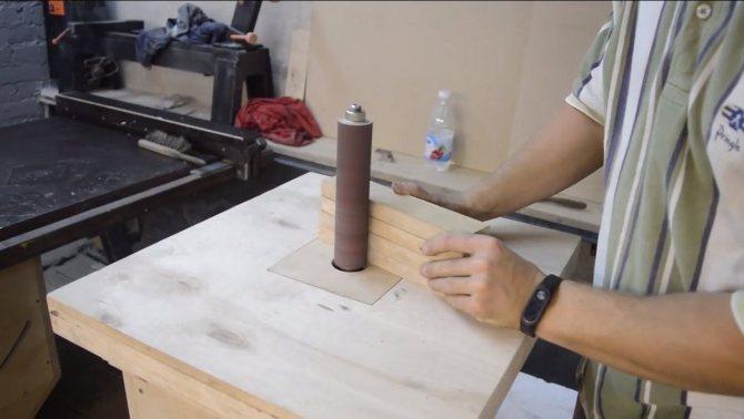 Станок осцилляционный шлифовальный – осцилляционные шпиндельные шлифовальные станки по дереву, своими руками