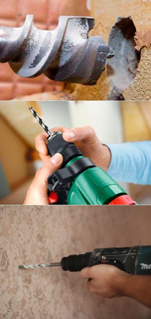 Как вставить сверло в шуруповерт в зависимости от вида патрона