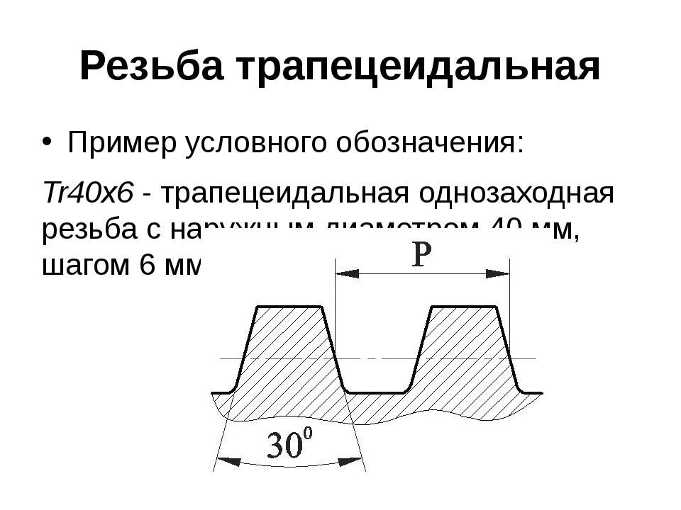 Гост 24739-81* основные нормы взаимозаменяемости. резьба трапецеидальная многозаходная.