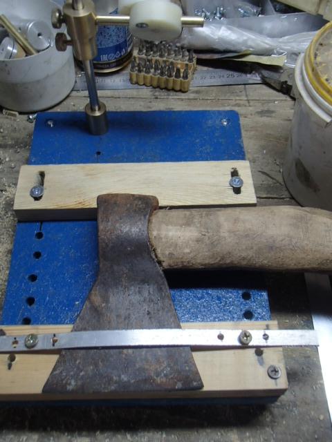 Заточка топора: разновидности изделия, оборудование, способы