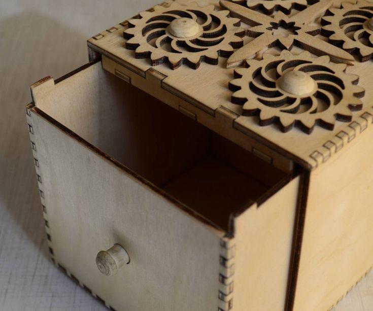 Станки для лазерной резки фанеры и древесины