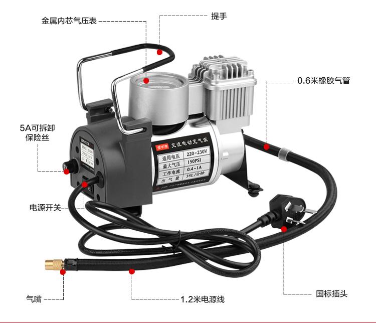 Воздушные компрессоры электрические 220 в: бытовые, компактные, профессиональные