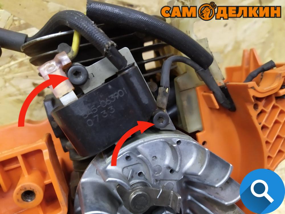 Как выполнить ремонт бензопилы дружба 4