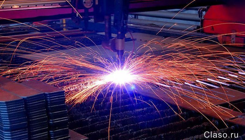 Описание станка для плазменной резки металла с чпу