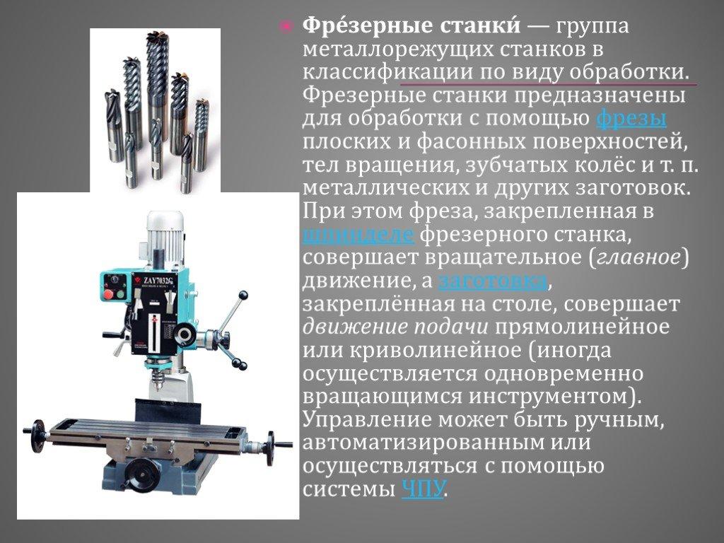 Инструменты и приспособления для фрезерования