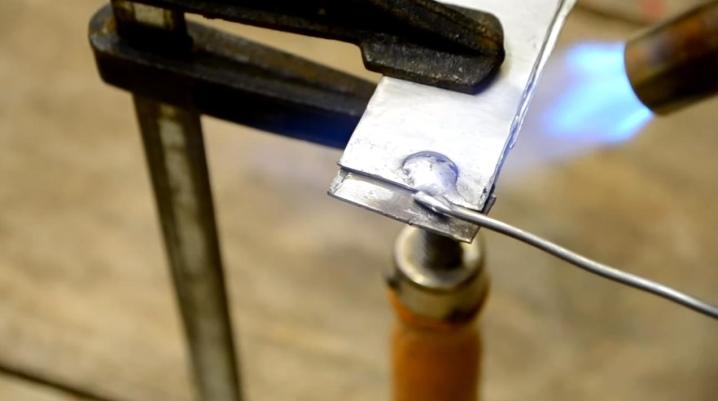 Припой для пайки алюминия — разновидности и применение