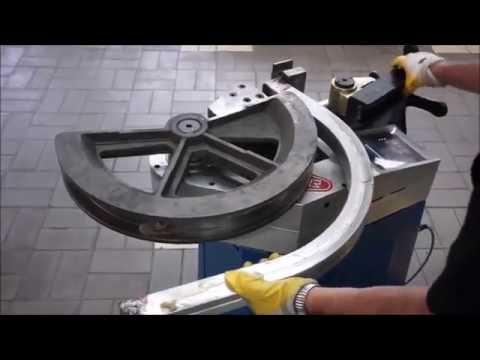Как сделать станок для гибки профильной трубы своими руками