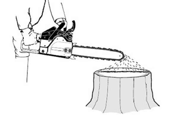 Цепи для бензопил: смазка своими руками, как выбрать, натянуть, укоротить