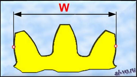 Выбор параметров зубчатого колеса, допусков размеров, формы, взаимного расположения и шероховатости поверхностей